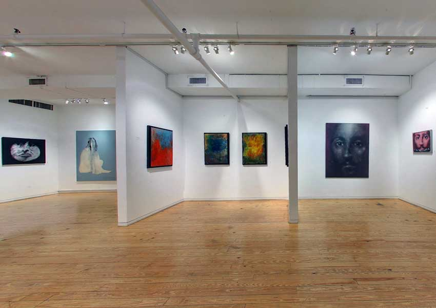 Agora Gallery in New York 2