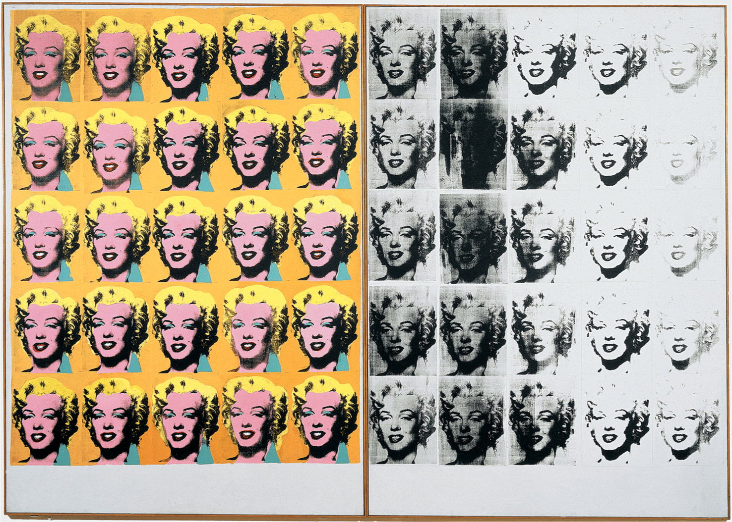 Regarding Andy Warhol: a journey through influences warhol1334607450719