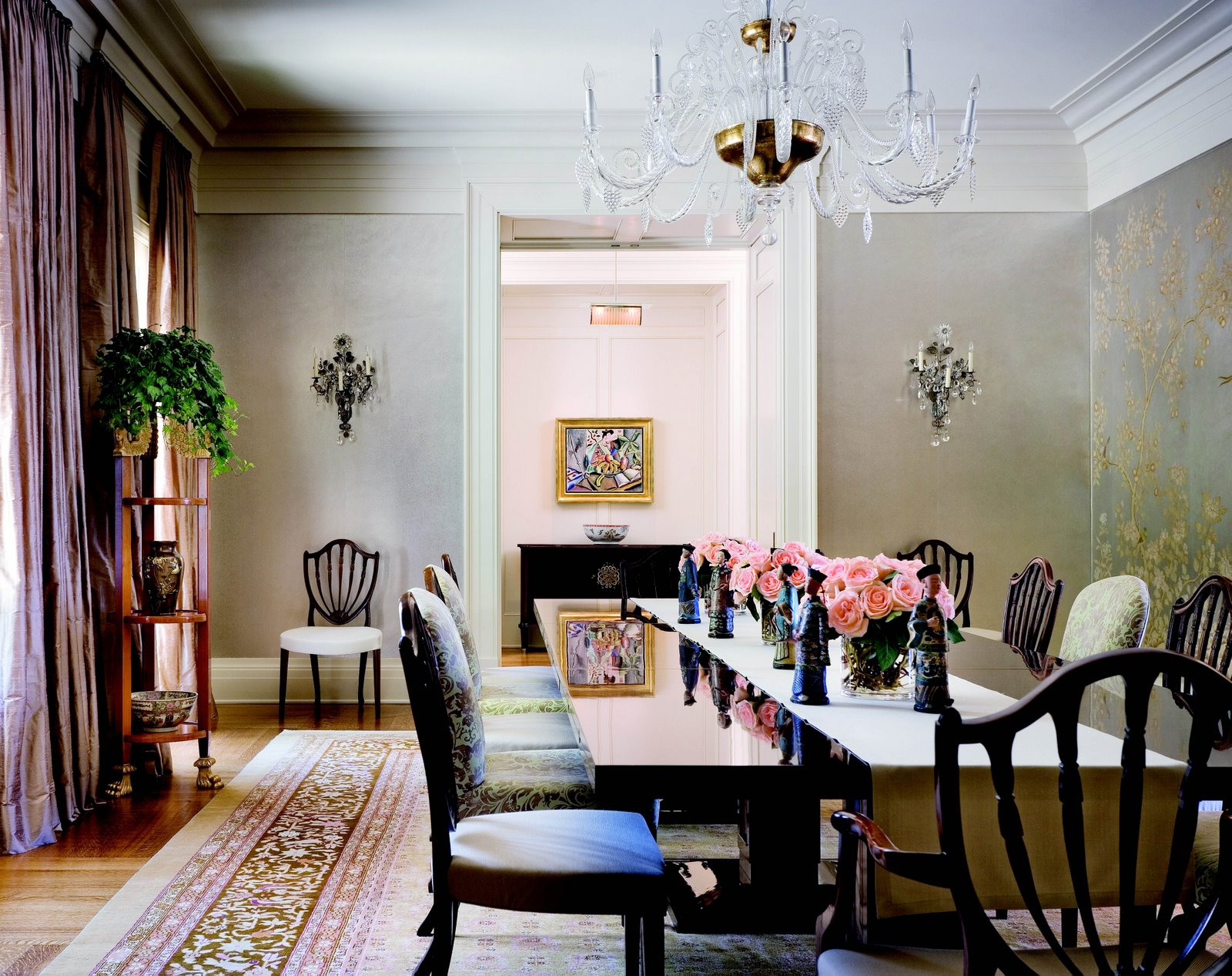 Thad Hayes, Awarded NY Interior Designer ThadHayes pg060