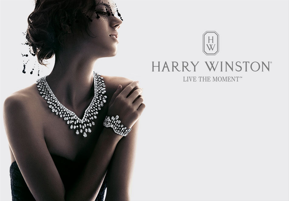 Harry Winston – modern jewellery design born in NY harry
