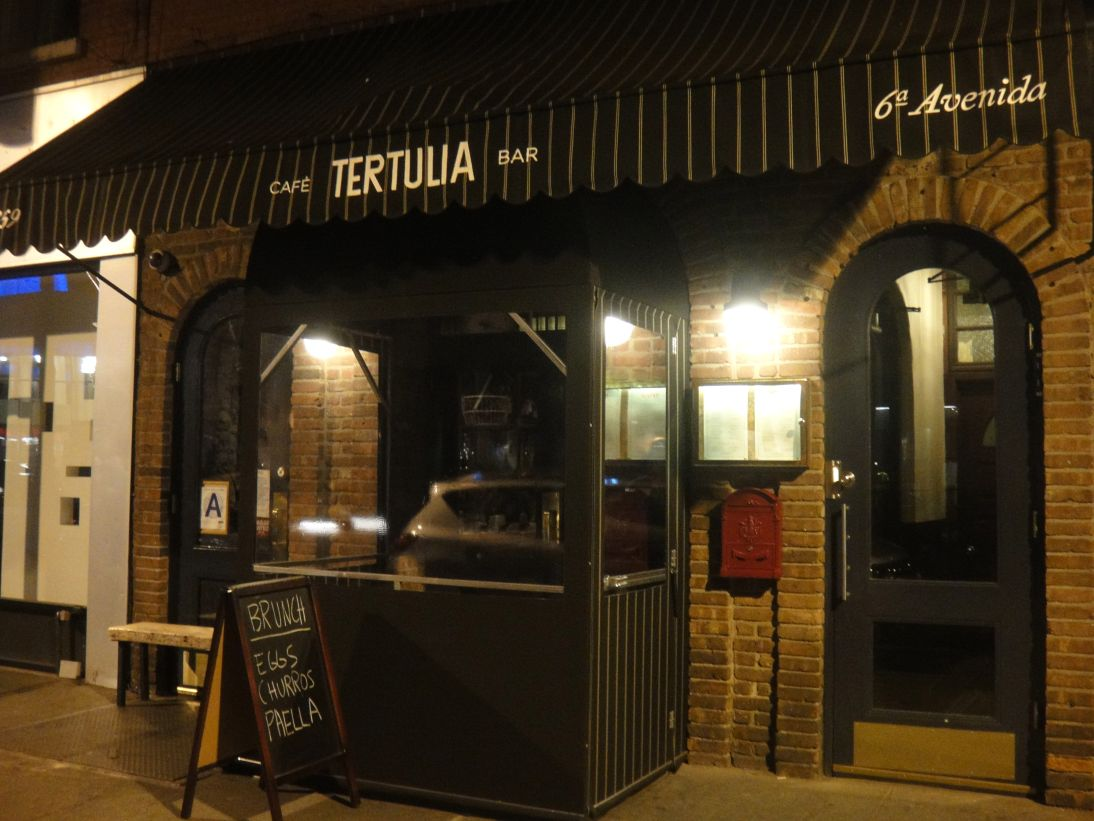 Tertulia Restaurant | New York City  Tertulia Restaurant | New York City tertulia001