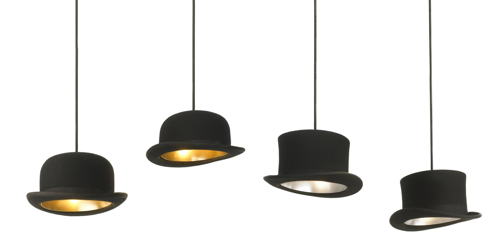 Halloween Aftermath: Lighting Suggestions Jeeves Wooster Pendant Lights
