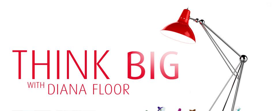 Diana Floor XL by Delightfull