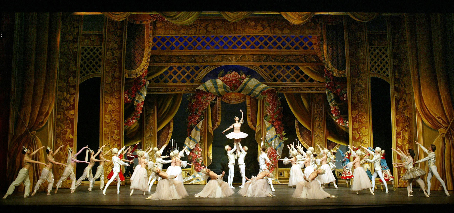 nutcracker-new-york-ballet  The Nutcracker's 120th anniversary celebrated in Google doodle nutcracker herm1b