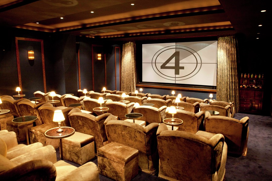 Soho House - Exclusive in New York  Soho House – Exclusive in New York Cinema new