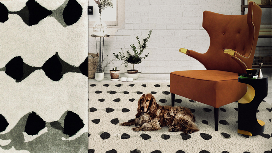 Modern & Classic Furniture novelties by BRABBU brabbu rugs