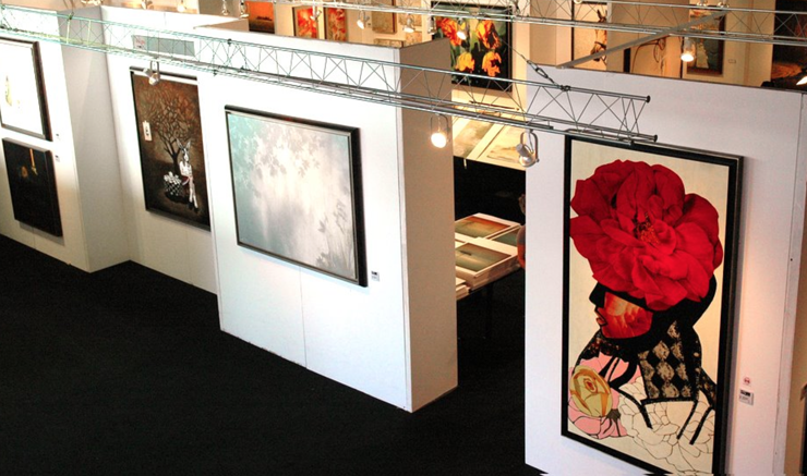 """International Artexpo is the world's largest fine art trade show and is held on 21-24 march, in parallel with AD Home Design Show.""  ArtExpo New York ArtExpo New York"