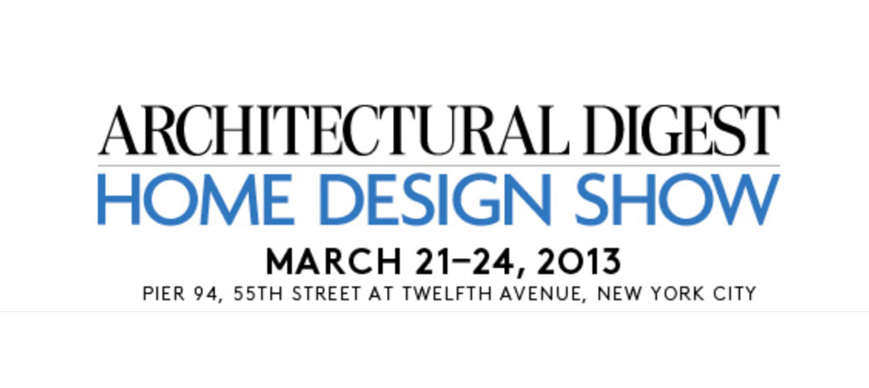 """The AD Show event starts this Thursday, March 21, 2013 and this will be the trade preview day with seminars geared specifically for the design trade and also the opening of the Event.""  Top Trade Seminars at Architectural Digest Home Design Show Top Trade Seminars at Architectural Digest Home Design Show4"