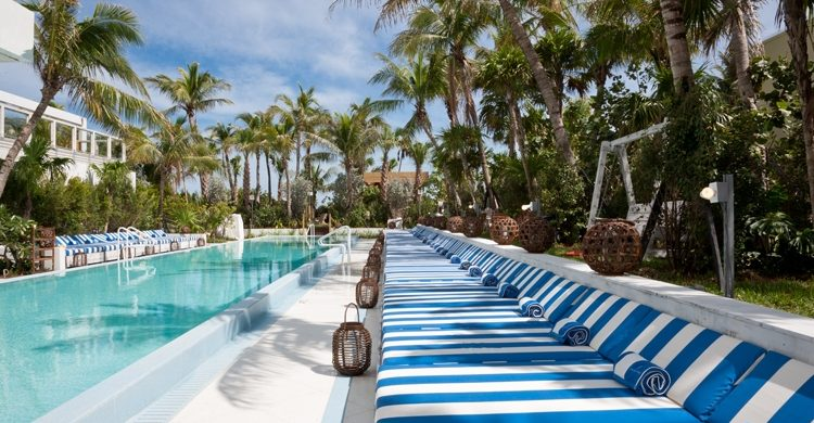 Soho-Beach-House-Miami  The World's Most Glamorous Places to Stay This Summer SHHS 7501 750x390