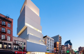 """""""The New Museum is a combination of elegant and urban. Designed by Kazuyo Sejima and Ryue Nishizawa/SANAA, is intended as a home for contemporary art and an incubator for new ideas.""""  The New Museum, designed by Tokyo-based architects The New Museum designed by Tokyo based architects8 324x208"""