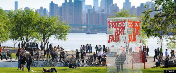 Frieze New York 2013, International Contemporary Art Fair  Frieze New York 2013, International Contemporary Art Fair r FRIEZE ART FAIR large570