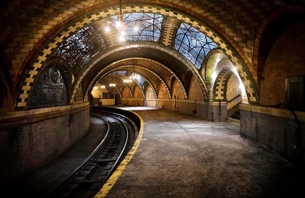 new-york-city-secret-subway-station  New York City Secret Subway Station new york city secret subway station 600x390