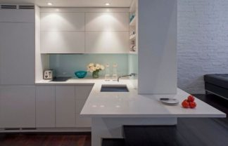 Manhattan-Micro-Loft-white-corner-kitchen-new-york-design-agenda apartment in new york How to Decorate a Small Apartment in New York Manhattan Micro Loft white corner kitchen 324x208
