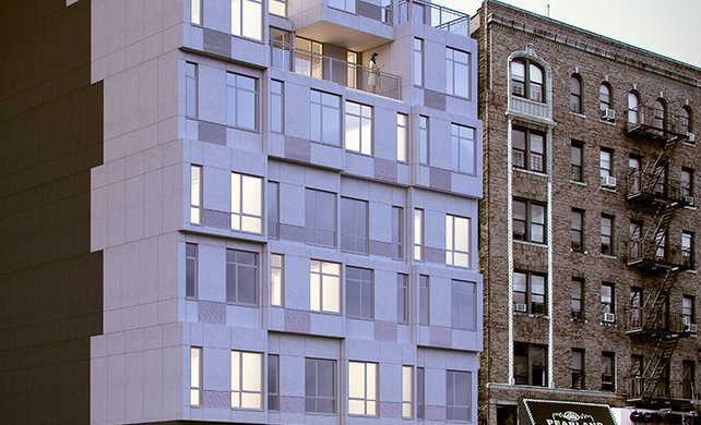Peter-Gluck's-The-Stack-Is-NYC's-First-Prefab-Apartment-Building-new-york-design-agenda  Peter Gluck's The Stack Is NYC's First Prefab Apartment Peter Glucks The Stack Is NYCs First Prefab Apartment Building 2 642x390