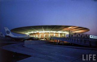 Worldport-JFK-Terminal-3-Delta-Pan-Am  The Modernist Architecture at JFK Airport in NYC Worldport JFK Terminal 3 Delta Pan Am 324x208