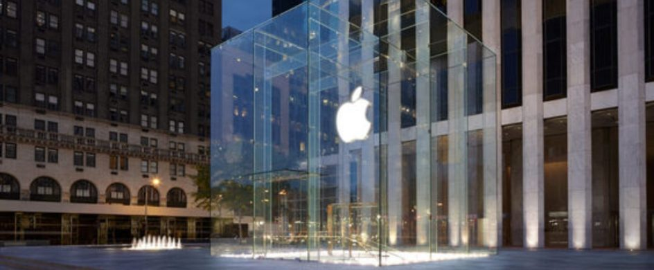Apple_5th_Avenue  Top 7 Best New Architecture in New York City Apple 5th Avenue 944x390
