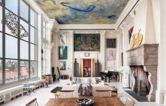 luxury-and-artful-interior-design-loft-New-York-Design-Agenda  Luxury and Artful Interiors of a New York Loft luxury and artful interior design loft New York Design Agenda 324x208