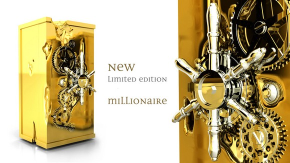 Boca do Lobo to Launch a New Private Collection at BaselWorld  Boca do Lobo to Launch a New Private Collection at BaselWorld Boca do lobo millionaire golden rich safe box jewel 01