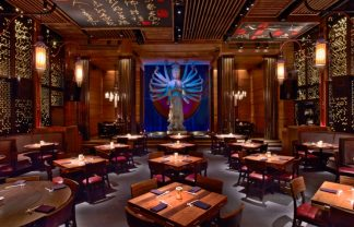 David Rockwell designs Tao Downtown restaurant, bar and lounge in New York Tao NYC Downtown  David rockwell group 324x208