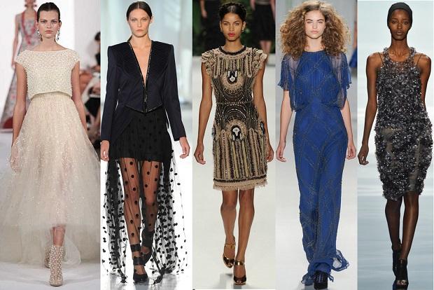 The Looks From New York Fashion Week 2014 New York Design Agenda