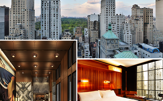New York Design 2014: Viceroy New York open The Roof Top