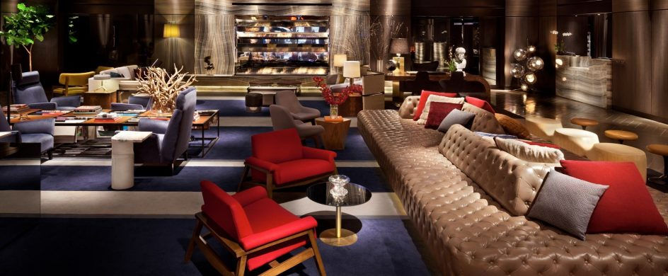 Must visit: Paramount Hotel in New York  Must visit: Paramount Hotel in New York header 1367144512 944x390