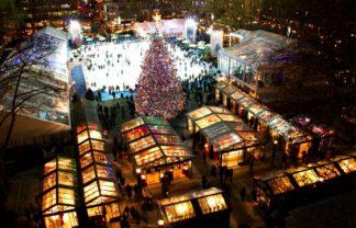 Best Christmas trees in New York_Bryant Park0