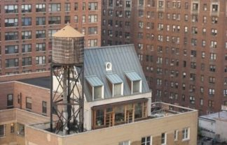 Rooftop houses in New York City_NY Design Agenda