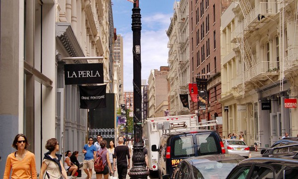 Best Stores at Soho