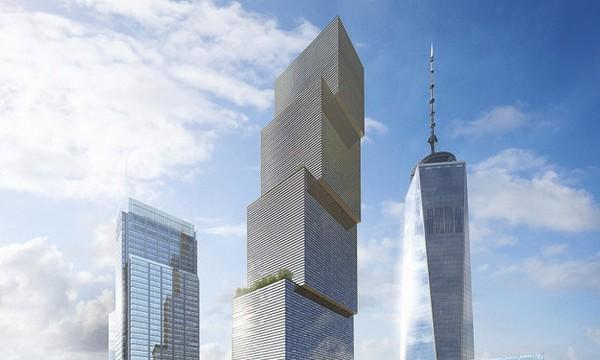 New NY World Trade Center Design Project Feature  New NY World Trade Center Design Project New NY World Trade Center Design Project Feature