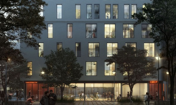New York: First prefabricated micro-apartments  New York: First prefabricated micro-apartments New York First prefabricated micro apartments
