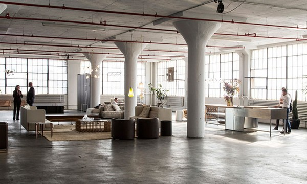 New York Loft By Piero Lissoni New York Loft New York Loft By Piero Lissoni New York Loft By Piero Lisso Feature