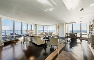 Ritz-Carlton Penthouse Trio in NYC Feature