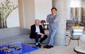 George Yabu and Glenn Pushelber Interview