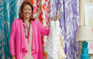 Interior Designer Amanda Nisbet launches a dazzling new book