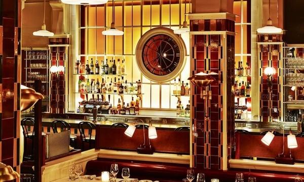 lafayette  Best Restaurants in New York for Thanksgiving lafayette1