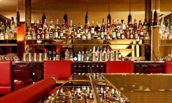 The Greatest Bars in New York  The Greatest Bars in New York TheChatwalTheLambsClub Bar21