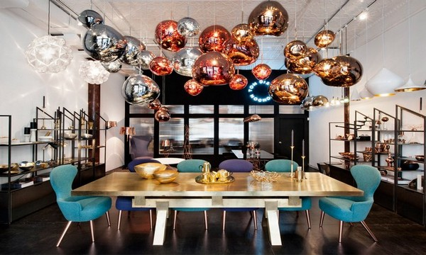 Tom Dixon New Showroom in New York showroom in new york Tom Dixon New Showroom in New York Tom Dixon New Showroom in New York feature