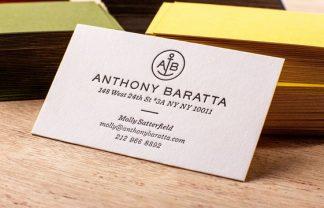 TOP Interior Designer in NYC: Anthony Baratta