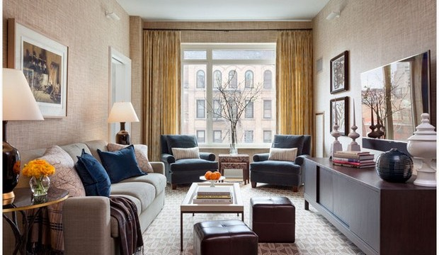 TOP Interior Designer NY: Carrier and Company Interiors