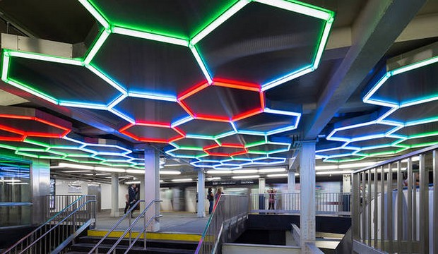 The TOP 5 NYC Subway art instalations  The TOP 5 NYC Subway Art Instalations The TOP 5 NYC Subway art instalations feature