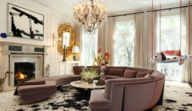 TOP Interior Designer in NYC William T. Georgis  Discover William T. Georgis Projects TOP Interior Designer in NYC William T
