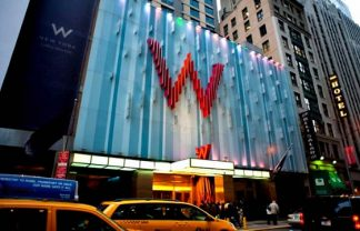 TOP Designed Hotel: W New York Downtown  TOP Designed Hotel: W New York Downtown coer 324x208