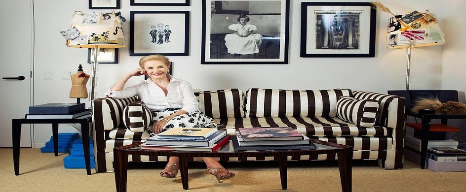 A look inside Carolina Herrera's Glamorous New York Office  A look inside Carolina Herrera's Glamorous New York Office COVER 944x390