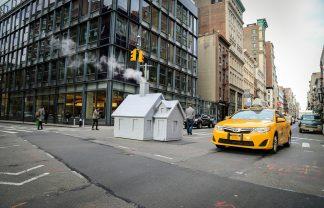 Mark Reigelman Brigns Cozy Cabins to New York's Steaming Manholes mark reigelman new york Mark Reigelman Brigns Cozy Cabins to New York's Steaming Manholes Mark Reigelman Brigns Cozy Cabins to New York   s Steaming Manholes Feature 324x208