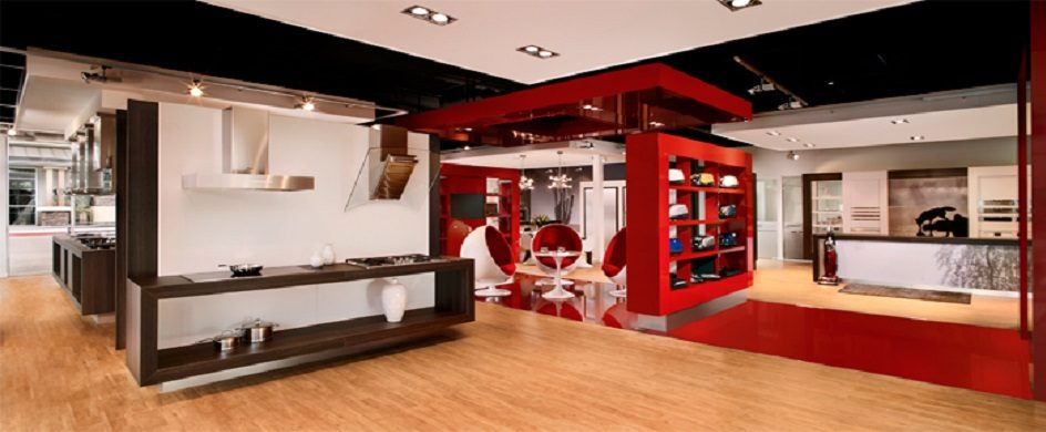 Awarded Showroom in NYC by Miele  Awarded Showroom in NYC by Miele cover 2 944x390