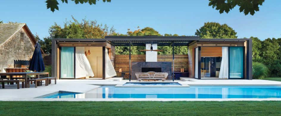 ICRAVE Fashions a Private dream house in Amagansett NY