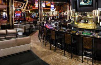 new york bars 5 New York Bars To Get Waisted new york new york bar center bar 324x208