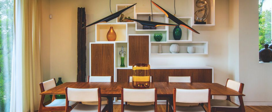 25 Modern Dining Room Decorating Ideas for a stylish home