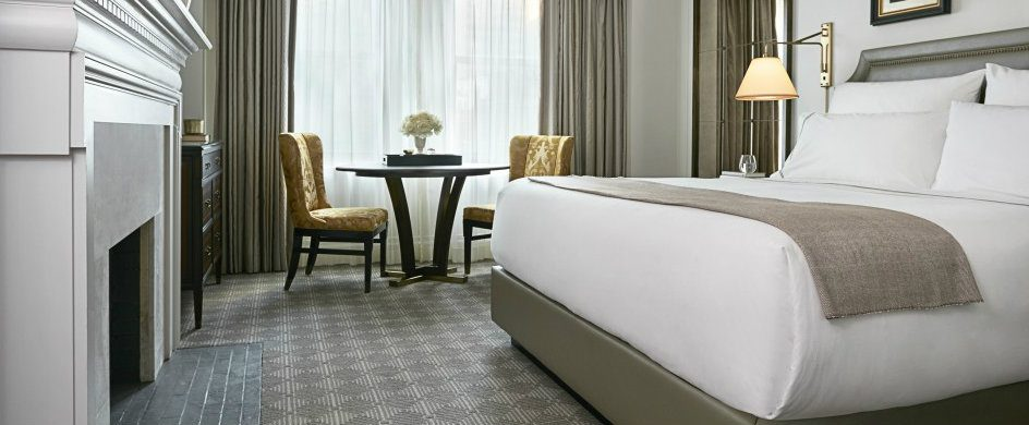 InterContinental New York Barclay Hotel with luxury interiors by HOK intercontinental new york InterContinental New York Barclay Hotel with luxury interiors by HOK InterContinental New York Barclay Hotel with luxury interiors by HOK Feature 944x390